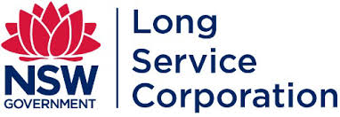 NSW Long Service logo